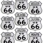 how many route 66's are there?